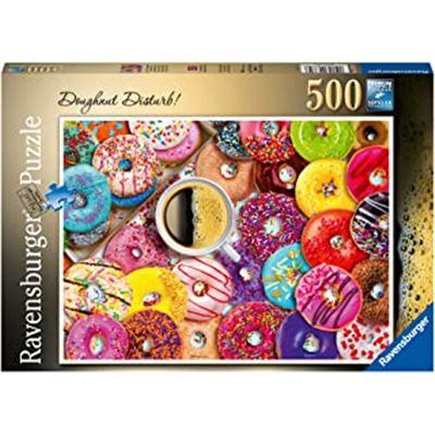 500 donas de colores - 26916774