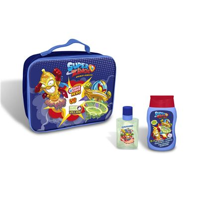 Bolsa de baño 3d edt 50 ml & gel-champú 200 ml sup - 8412428010073