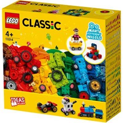 4+ ladrillos y ruedas - 22511014