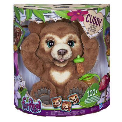 Cubby mi oso curioso - 5010993596331