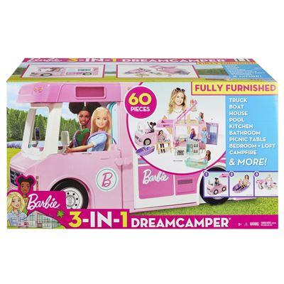 Autocaravana de barbie - 0887961796865
