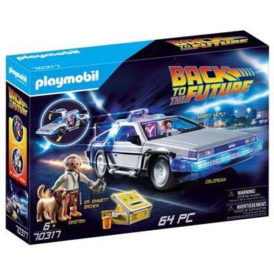 Back to the future delorean - 4008789703170