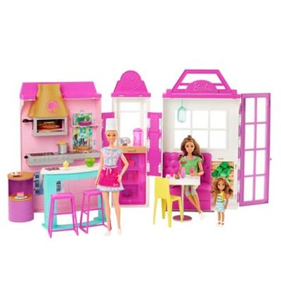 Barbie restaurante - 24598456