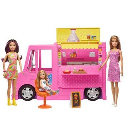 Barbie & sisters vehicle (emea) - 24594102