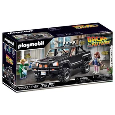 Back to the future camioneta pick-up de marty - 30070633