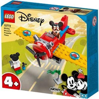 4+ avión clásico de mickey mouse - 22510772