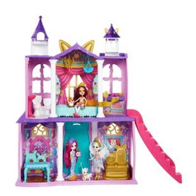 Royal enchantimals castillo del baile real