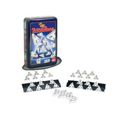 Triominos caja metálica - 14760632