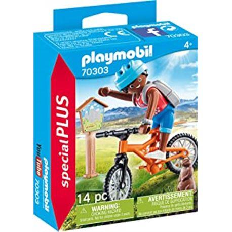 Ciclista de montaña - 30070303