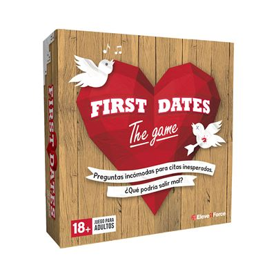 First date the game - 8436573612197