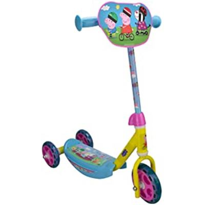 Patinete infantil 3 ruedas peppa pig - 50500117