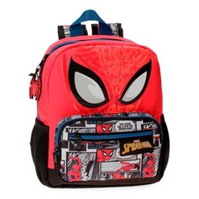Mochila 28 cm spiderman comic - 75822521