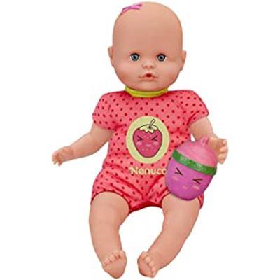 Nenuco con biberon sonajero rosa - 13005565