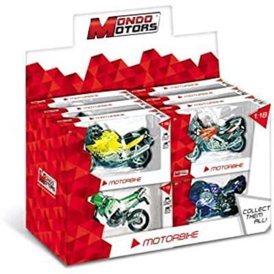 Motorbike collection en caja display - 25255001