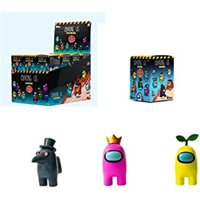 Among us - pack 1 en caja sorpresa - 03512007