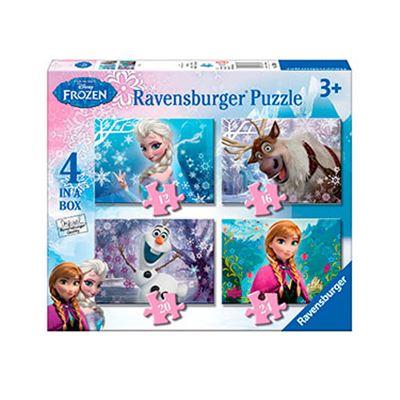 4 in a box frozen - 26907360