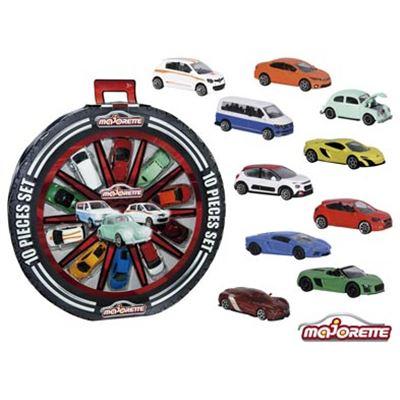 Majorette- rueda 10 coches promo - 33358591