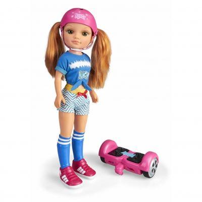 Nancy, un día con mi hoverboard - 8410779069641