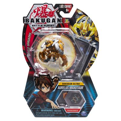 Bakugan ultra booster pack de luxe - 8432752027301