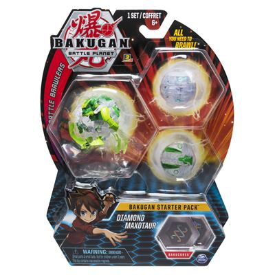 Bakugan starter pack - 8432752027318