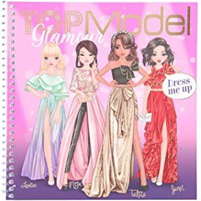 Cuaderno con calcomanias topmodel - 53711597