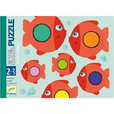 Cartas little puzzle - 3070900050600