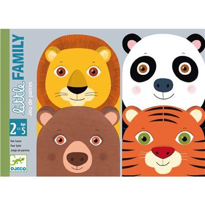 Cartas little family - 3070900050624