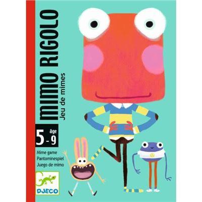 Cartas mimo rigolo - 3070900051386