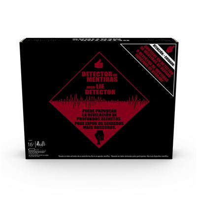 Detector de mentiras - 5010993589722