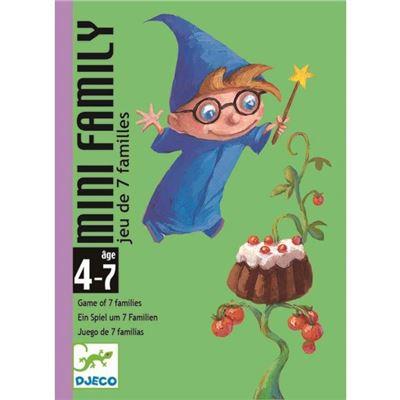 Cartas mini family - 3070900051010