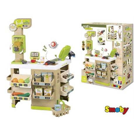 Supermercado fresh market - 33750227