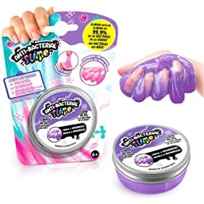 Anti-bacterial slime blister - 54743506
