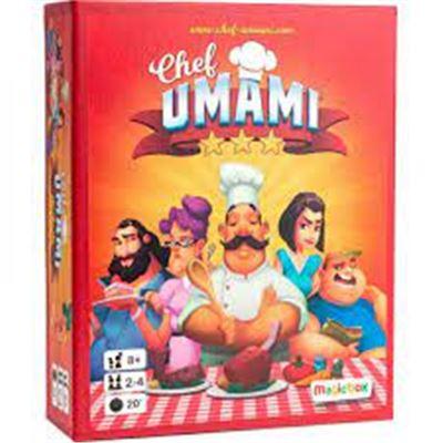 Chef umami - juego de cartas - 49601460