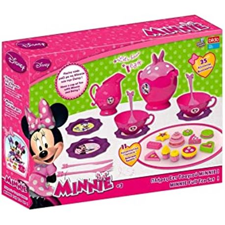 Set de te completo de minnie mouse - 48308422