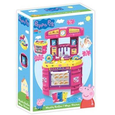 Mega cocina peppa pig - 48308101