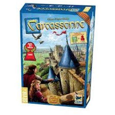 Carcassonne basic (catala) - 8436017225211