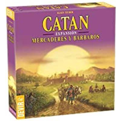 Catan mercaderes y barbaros - 16722013